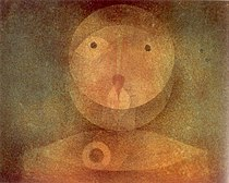 Paul Klee - 'Pierrot Lunaire', watercolor, 1924.jpg