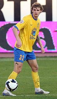 Kiril Pavlyuchek Belarusian footballer