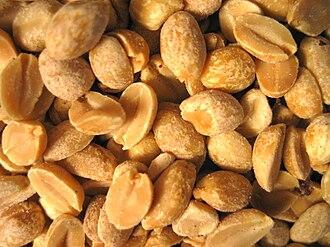 Bharuch - Salty Peanuts