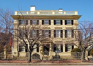 Chestnut Street District - Peirce-Nichols House, 80 Federal Street, Salem, Massachusetts.