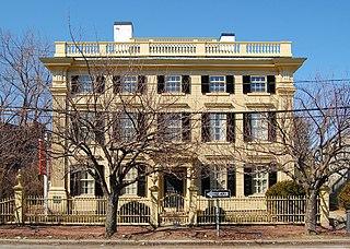 Peirce–Nichols House United States historic place