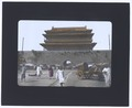 Peking - inside view of gateway leading toward the Emperor's Palace LCCN2004707954.tif