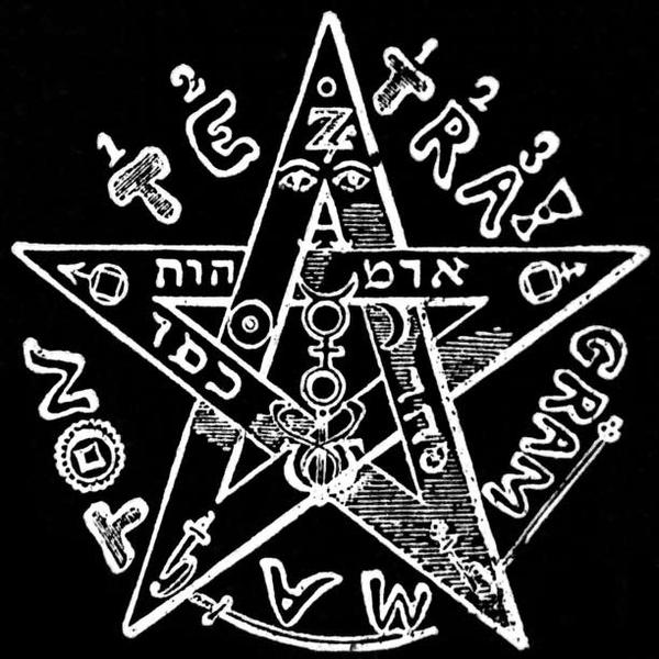 Dämonen Zeichen