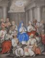 Pentecostes (séc. XVII) - Estêvão Gonçalves Neto (colecção particular).png