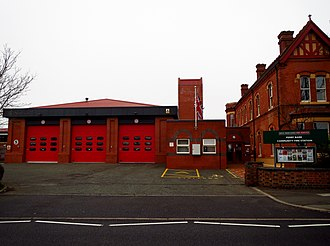 West Midlands Fire Service - A5 Perry Barr Community Fire Station