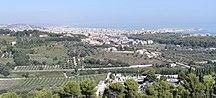 Abruzzo-De vigtigste byer-Fil:Pescara panorama klein