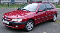 Peugeot 306 thumbnail