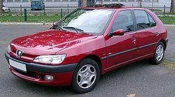 Peugeot 306 front 20080822.jpg