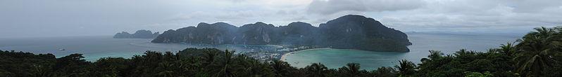 File:Phi Phi Viewpoint 2 Panoramic.jpg
