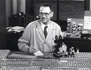 Philip Hershkovitz - circa 1962, FMNH archives and PH files
