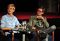 Philipp Walulis und Tobias Klose, 2012.jpg