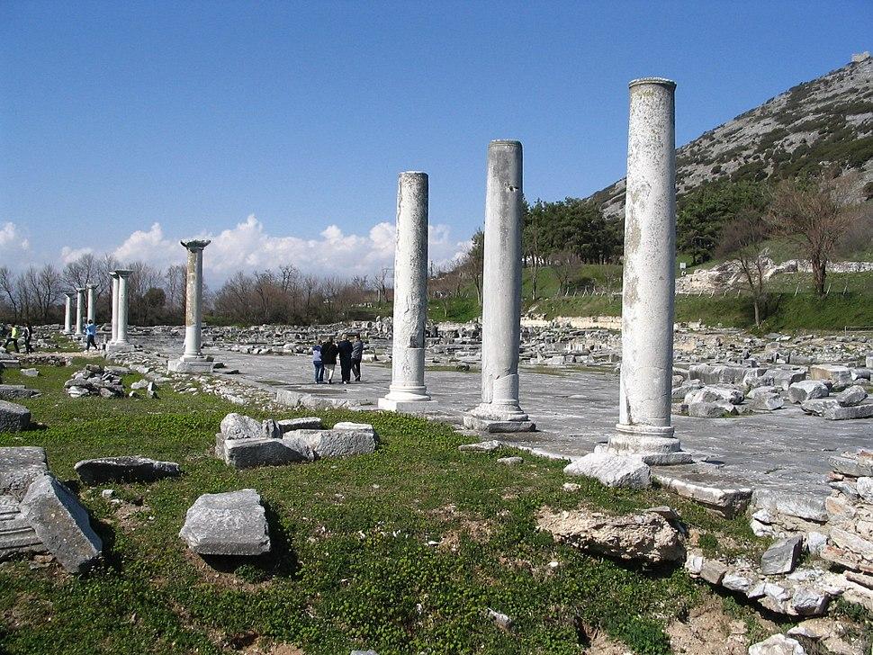 Philippi AgoraAndAcropolis