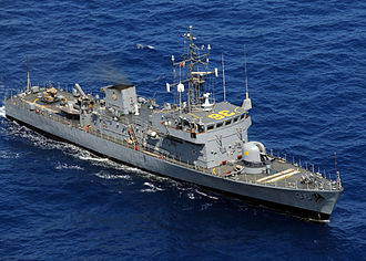 BRP Apolinario Mabini (PS-36) - Image: Philippine Navy PS 36 at Balikatan 2010 1