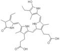 Phycocyanobilin (Beilstein BRN 8248819).png
