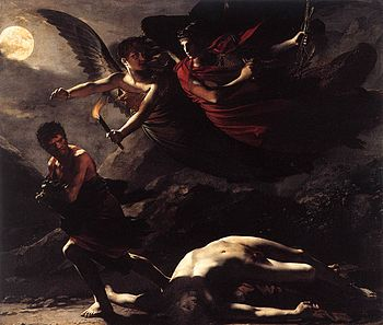 Pierre-Paul Prud'hon - Justice and Divine Veng...