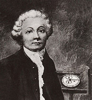 Pierre Le Roy 18th-century French clockmaker
