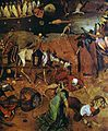 Pieter Bruegel the Elder- The Triumph of Death - detail 1.JPG