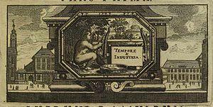 Pieter van der Aa - Pieter van der Aa's mark (from BEIC)