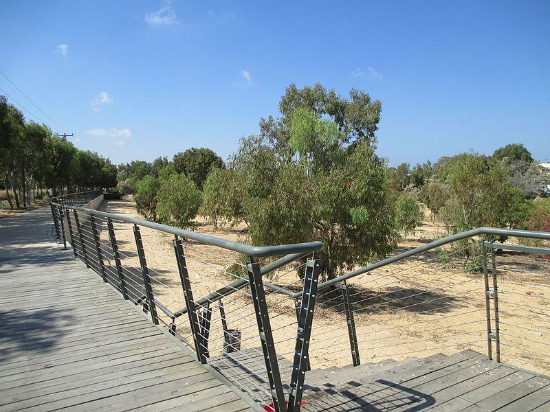 הפארק האקולוגי בראשון לציון