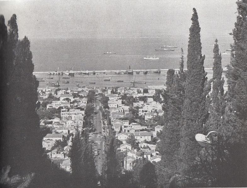 שכונת המושבה הגרמנית בחיפה