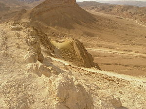 The Negev Desert, Geography of Israel