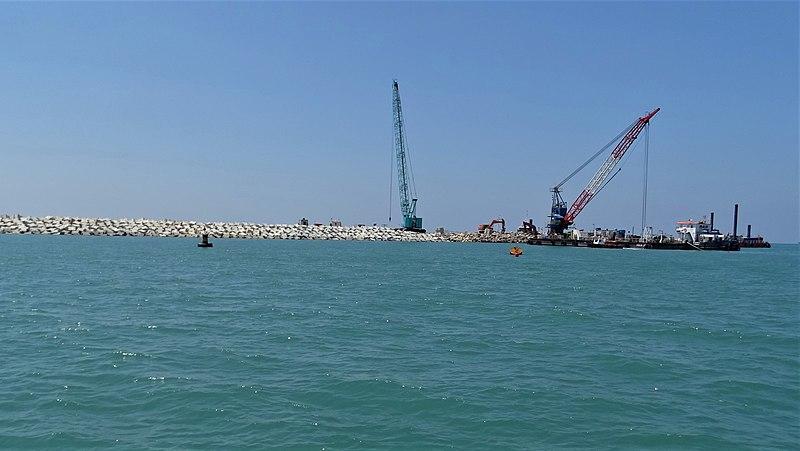 נמל המפרץ החדש בחיפה