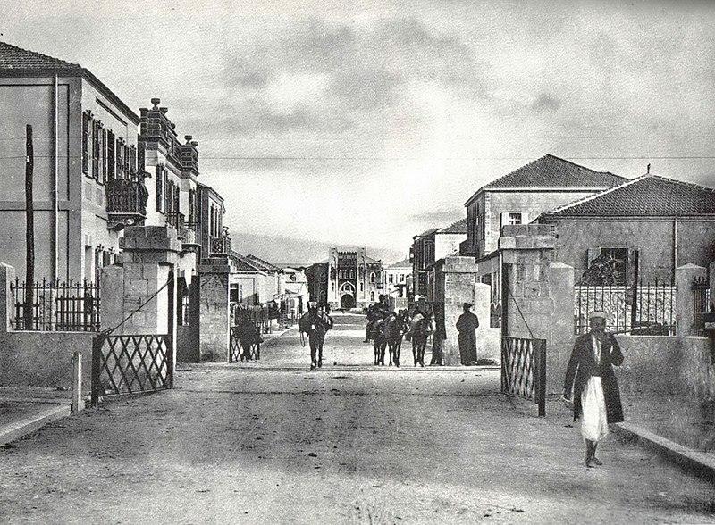 רחוב הרצל בתל אביב