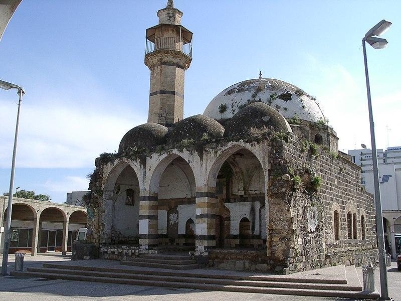 מסגד עומר בטבריה
