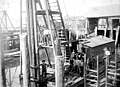 Pile drivers, Olympia, Washington, ca 1889 (WASTATE 710).jpeg
