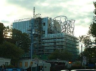 Will Alsop - Image: Pimlott Building 1