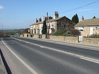 Warmfield cum Heath Civil parish in West Yorkshire, England