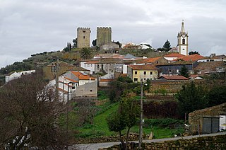 Pinhel Municipality in Centro, Portugal