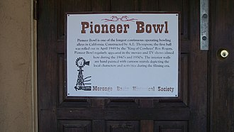 Pioneertown, California - Pioneer Bowl