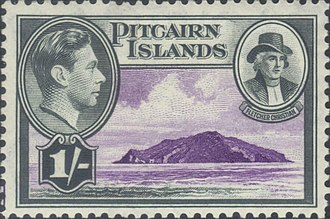 Pitcairn Islands - Stamp of the Pitcairn Islands