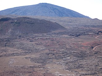 Mascarene Islands - Piton de la Fournaise