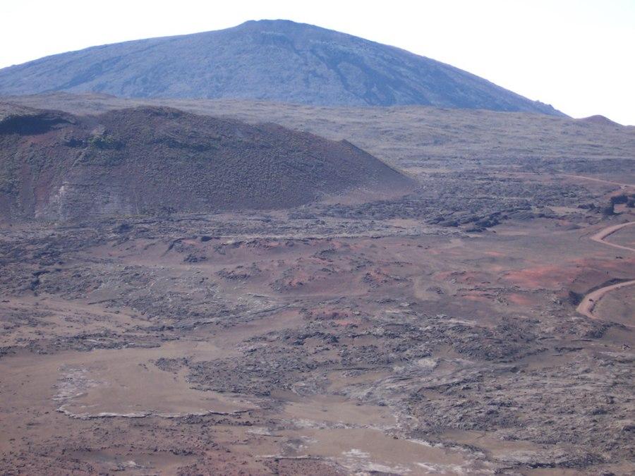 Réunion hotspot