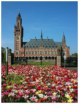 Peace Palace Library - Peace Palace, The Hague, The Netherlands, 2006.