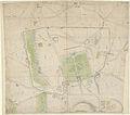 Plan manuscrit du domaine de Versailles et de ses environs - Gallica 2013.jpg