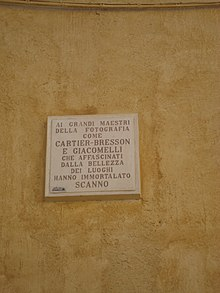 Plaque Cartier-Bresson Scanno.JPG