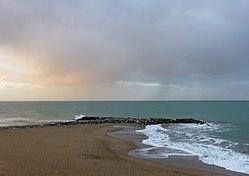 Beach Mar del Plata Argentina