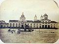 Plaza de Armas Santiago-Siglo XIX.jpg