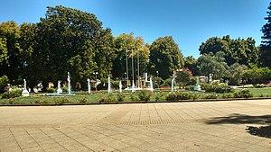 Angol - Plaza de Armas de Angol