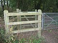 Pleas shut the gate^ - geograph.org.uk - 1431710.jpg