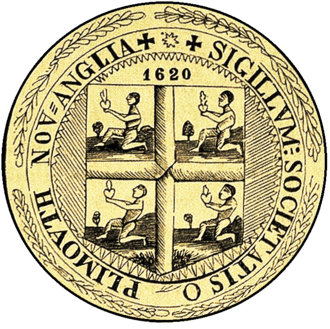 Plymouth General Court - Image: Plymouth Colony seal
