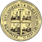 Seal of Plymouth Colony của Plymouth