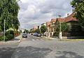 Poděbrady, Nymburské Předměstí, Palachova street 2.jpg