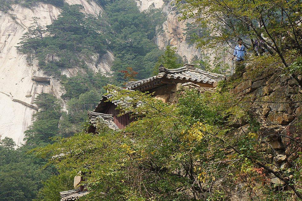 Podok Hermitage - Inner Nae Kumgang 내금강 (10335113844)