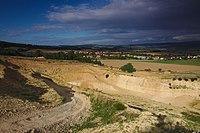 Pohled na obec od jihu, Voděrady, okres Blansko.jpg