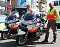 Police with motorcycles in South Africa.jpg