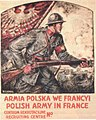 Polish army in france wwi recruitment poster.jpg